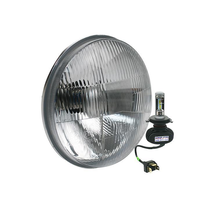 1962-1979 Nova 7 Inch High Power LED Headlight Set