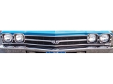 1969 Chevelle Grille Molding Kit Complete