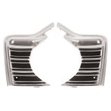 1967 Chevelle Grille Extensions