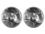 1971-1977 El Camino Power Beam Super Bright Headlamp Set