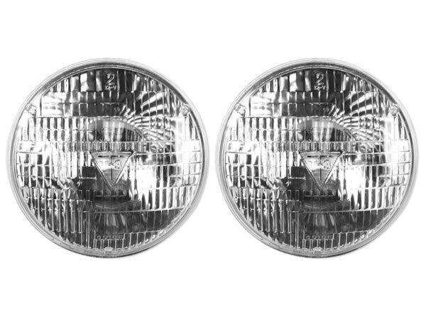 1967-1981 Camaro T3 Super Bright Headlamp Set