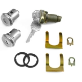 1962-1965 Nova Lock Set Ignition And Doors