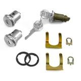 1966-1967 Nova Lock Set Ignition And Doors