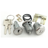 1967 Camaro Lock Set Ignition and Doors Replacement Style Keys
