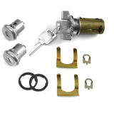 1969-1972 Chevrolet Lock Set Ignition And Doors