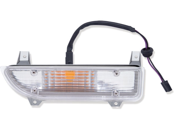 1970-1973 Camaro Standard Parking Lamp Assembly, Right Side