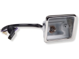 1967 Camaro Rally Sport Parking Lamp Housing, Left Side