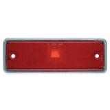 1978-1987 El Camino & Caballero Rear Side Marker (Red)