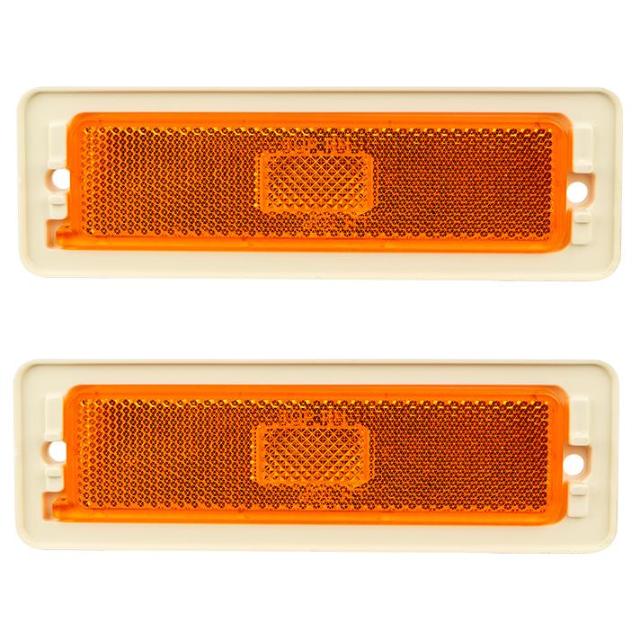 1970-1974 Nova Amber Front Side Marker Lens