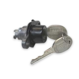 1993-2001 Camaro Trunk Lock Round Knock Out Keys