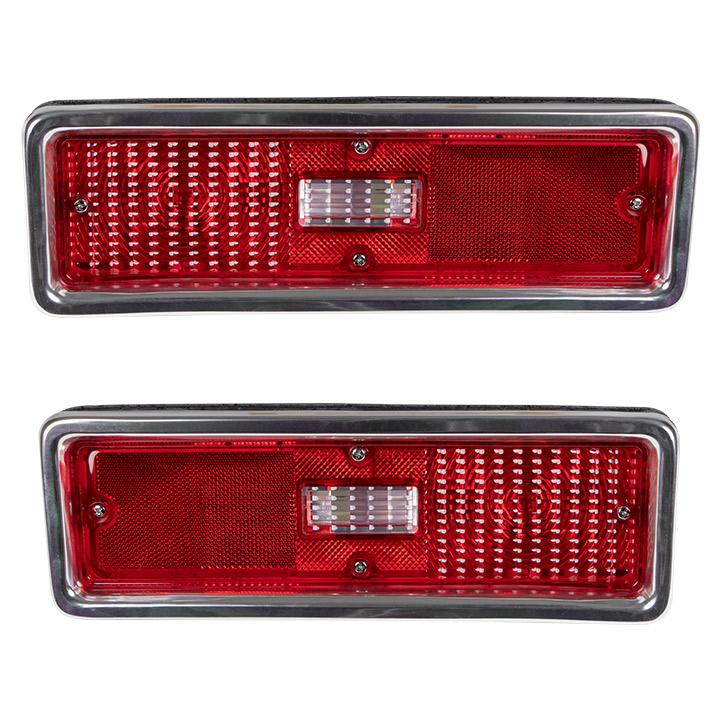 1970 1971 Nova Tail Light Assembly Kit
