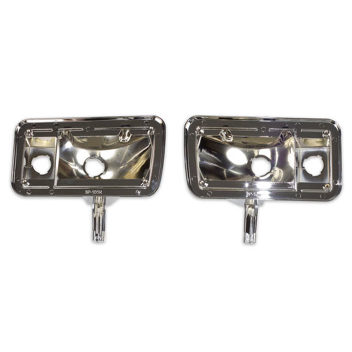 1970 Chevelle Tail Lamp Housings