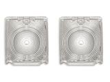 1966-1967 Nova Reverse Light Lens Pair