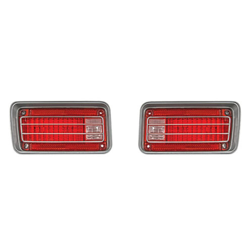 1970 Chevelle Tail Lamp Lens Kit