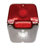 1962-1964 Nova Tail Light Lens Kit