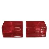 1965 Nova Tail Light Lens Pair