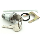 1967-1968 Camaro Trunk Lock Pearhead Knock Out Keys