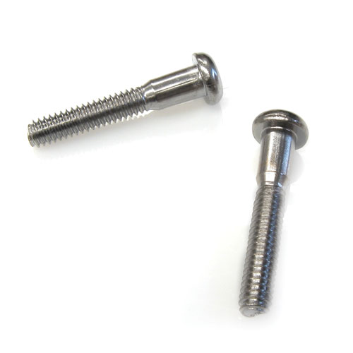 1964-1977 Chevelle Tail Lens Or Parking Lamp Screw 1 Inch Long