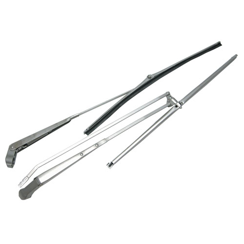 1968-1972 Chevelle Windshield Wiper Arm And Blade Kit