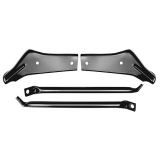 1966-1967 Chevelle Rear Bumper Bracket Kit