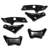 1968-1972 Nova Front And Rear 6 Piece Bumper Bracket Kit