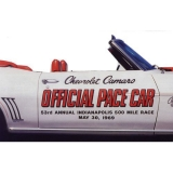 1969 Camaro Pace Car Decal Kit