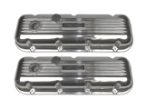 1964-1977 El Camino Big Block Custom Finned Aluminum Motion Valve Covers