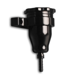 Eddie Motorsports 1967-1992 Camaro Clutch Reservoir and Mount - Black Anodized: MS110-70BA