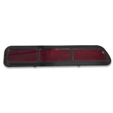 Eddie Motorsports 1969 Camaro Standard Billet Tail Light Kit, Gloss Black Anodized Finish