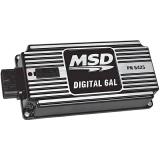 1967-2019 Camaro MSD Digital 6AL Ignition Control, Black: 64253
