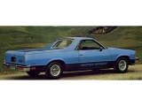 1978-1983 El Camino Super Sport Decal & Stripe Kit Gold
