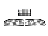 1968-1972 Chevelle Cowl Vent Grilles Non-Air Conditioning
