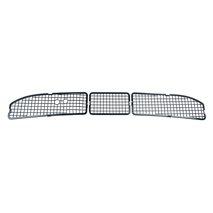 1968-1972 Chevelle Cowl Vent Grilles  With Air Conditioning