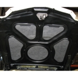1970-1972 Chevelle Under Hood Insulation For Flat Hood