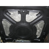 1970-1972 Chevelle Under Hood Insulation For Cowl Induction Hood