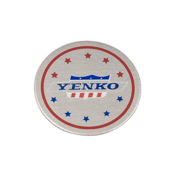 1969 Chevelle Yenko Wheel Ornament Decal