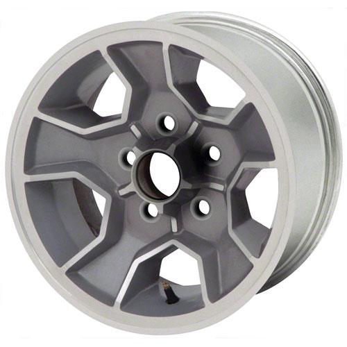 1980 1981 Camaro Cast Aluminum Wheel N90 14 X 7