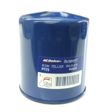 1967-1981 Camaro PF-25 AC Oil Canister Filter Blue