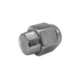 1964-1972 El Camino Stainless Capped Ss Style Lug Nut