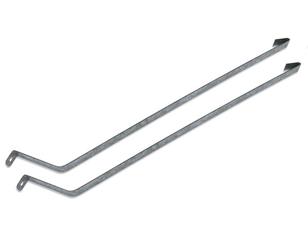 1968-1972 Chevelle Stainless Steel Fuel Tank Straps