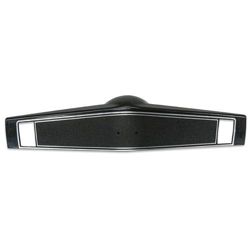 1969-1970 Chevelle Standard Steering Wheel Shroud Black