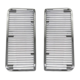 1968-1969 Chevelle Hood Louvers