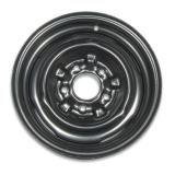 1966-1972 El Camino Steel COPO Wheel 15 x 7 Black