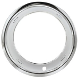 15 x 7 Chevrolet Rally Wheel Trim Rings w/ Bowtie Logo