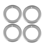 1969-1970 El Camino Super Sport Trim Rings Kit 14 X 7