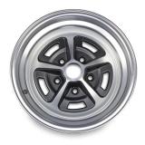 15 x 7 El Camino Retro Magnum Alloy SS Wheel