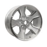 17 x 8 Inch N90 Wheel, Gunmetal - Year One - 4.25 Inch B/S