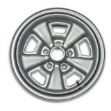 1971-1974 El Camino 5 Spoke SS Wheel 15 x 7