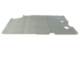 1964-1965 Chevelle Trunk Mat Gray Crowsfoot