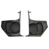 1964-1966 Chevelle Kick Panel Speakers 250 Watt By Custom Autosound No Air Conditioning: PIOKCHV-64